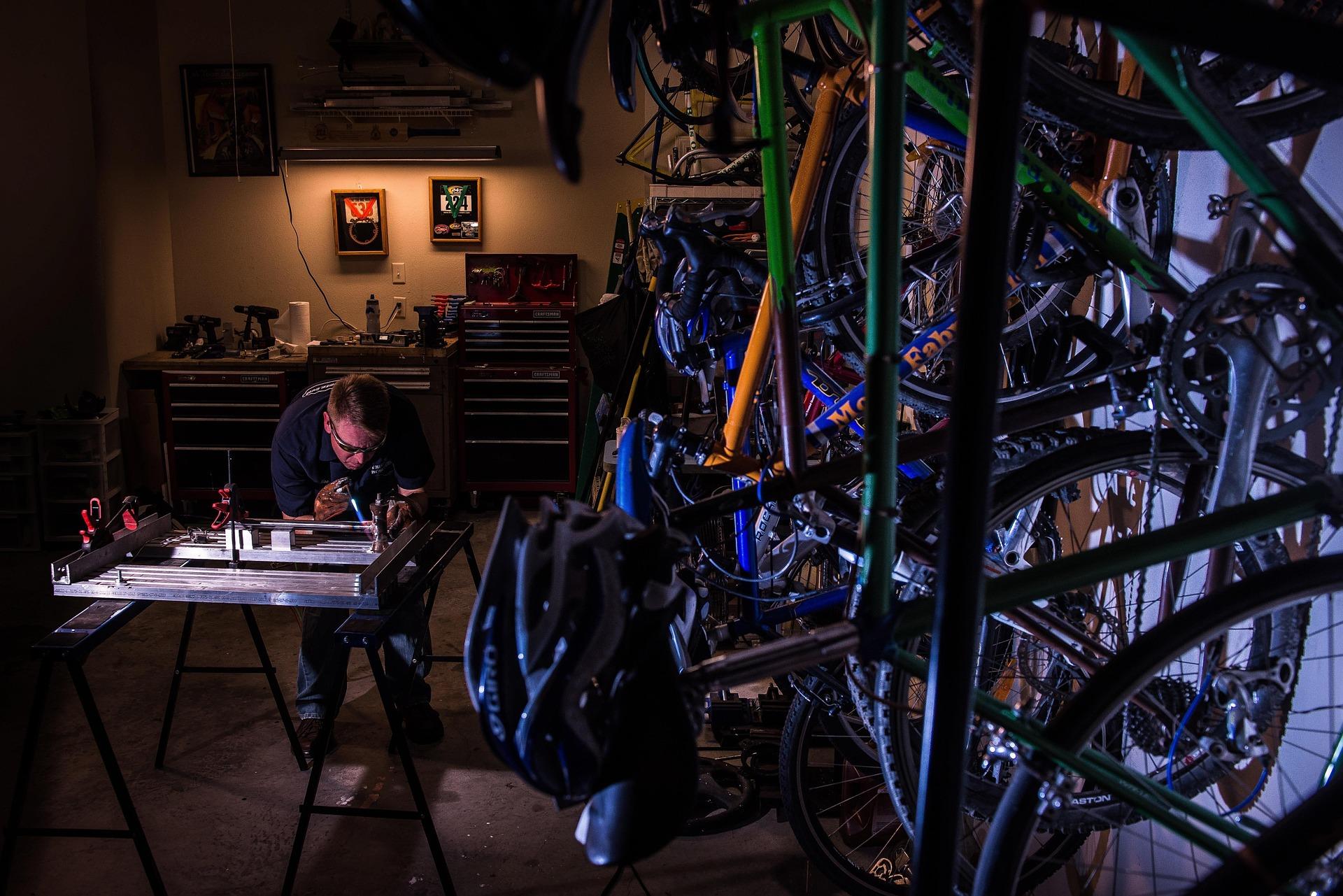 Roulement pour vélo